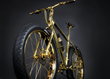 Sale of the World's First 24K Gold Bike Aims to Bring Calm to the Middle East