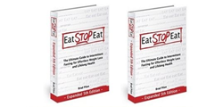 eat stop eat review book