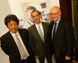 FujiFilm & Alcidion Annouce Partnership