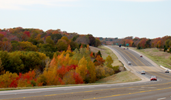 Peak fall colors are anticipated each year in Athens, Texas from mid to late November.