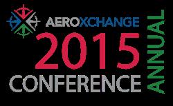 2015 Aeroxchange Conference Logo