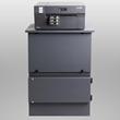 Primera LP130 laser marking system with optional air filtration system