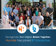 Merged B² Interactive and Hurrdat Staff Photo