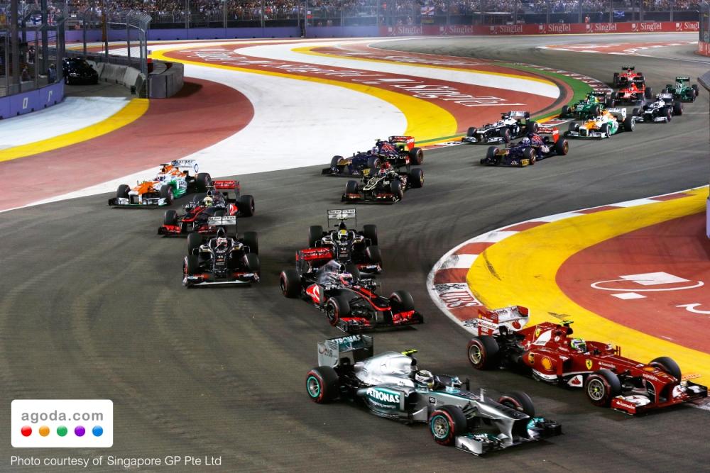 Best Hotel To Watch Singapore Grand Prix