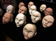 Image 4: Polymer clay doll heads