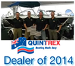 Hunts Marine Bag Quintrex Boats National Dealer of the Year Awards