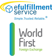eFulfillment Service Partners with World First to Save Online Sellers...