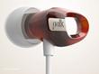 Polk Audio Neu Veo earbuds 3D rendering - Pylot Studios