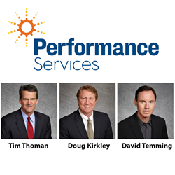 Tim Thoman  |  Doug Kirkley   |  David Temming  |  Performance Services