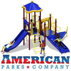 Apple a Day Play Structure - Commercial Playground Equipment - American Parks Company
