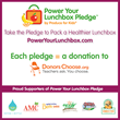 Parents Can Pledge to Pack Healthy Lunchboxes for Back to School at...