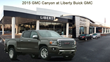 Liberty Buick GMC Announces the Return of the GMC Canyon Truck