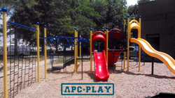 APCPLAY - Walnut Ridge Play Structure - Commercial Playground Equipment