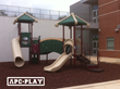 Creating a Playground to Fit at First Baptist Church, Pittsburg, Texas with APCPLAY©