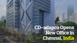 CD-adapco Opens New Office in Chennai, India