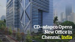 CD-adapco office in Chennai, India