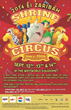 Read flyer for more details about the 2014 Shrine Circus.