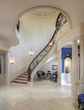Staircase at Upton Pyne