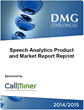 CallMiner Ranked as #1 Speech Analytics Vendor