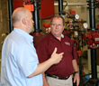 IAAI President Visits Eastern Kentucky University's Fire &...