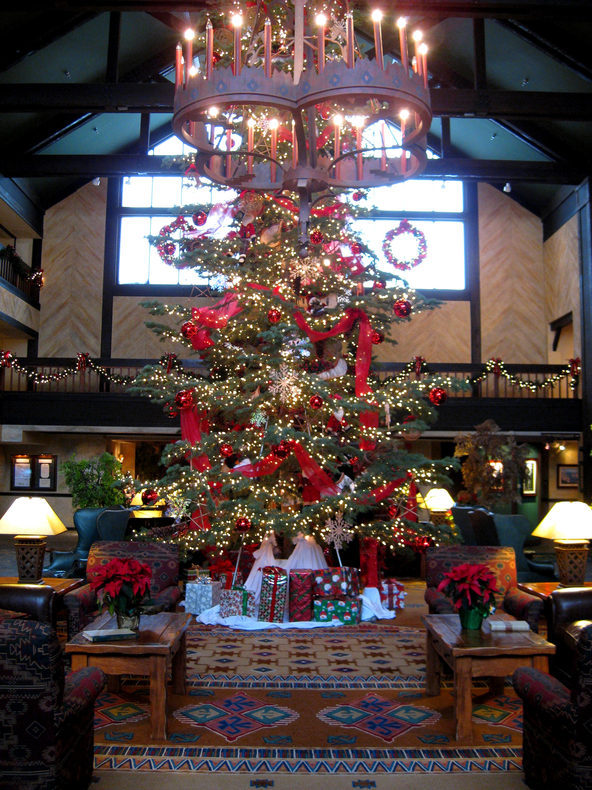 The Christmas Tree Inn