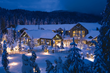 Snowy weather and beautiful scenery meets glitz and glamour this holiday season at Tenaya Lodge