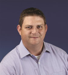 Tom Reisinger, Mid-Atlantic regional sales manager