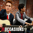 "Orange County Teen Heartthrob Duo ""The Occasions,"" Release First..."