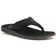 Luxe Black Sandal