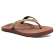 Resort Chocolate Sandal