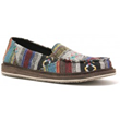 Laguna Woman's Multi-Colored Moccasin
