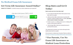 Get Student Loan Protection Insurance for Parents
