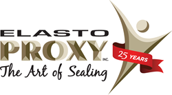 Look for the Elasto Proxy Logo in the Lobby