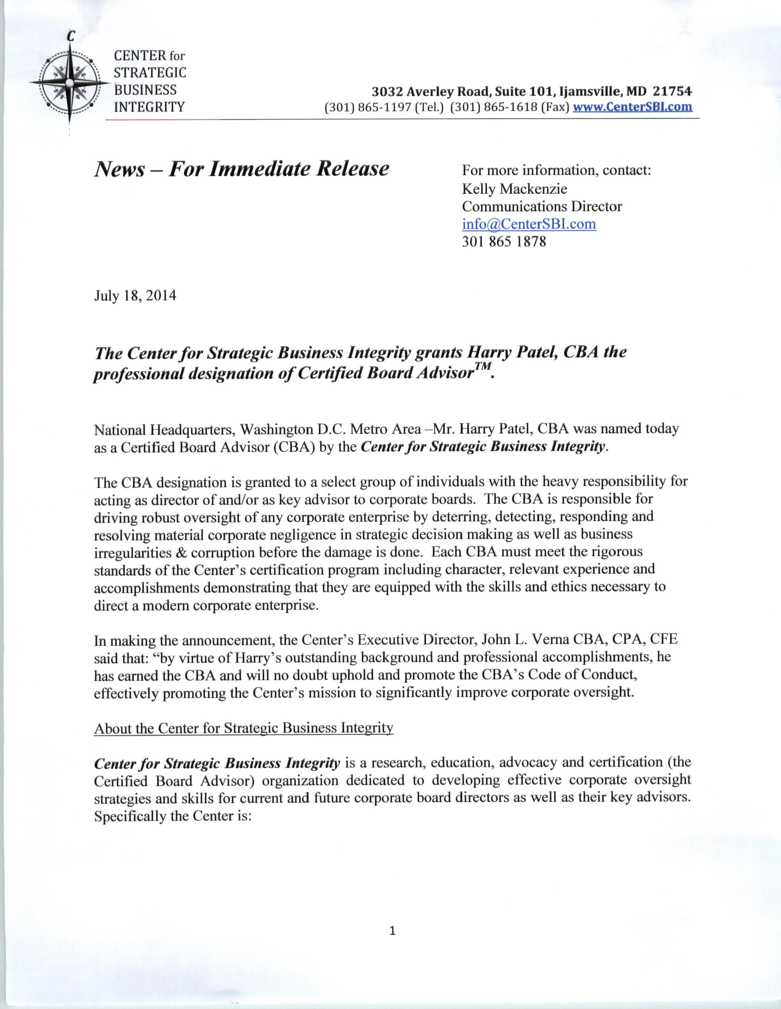 Harry patel certified board advisor certified fraud examiner harry patel cba cfe ea flc atpcertified board advisor 1betcityfo Images