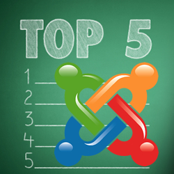 2014 Top 5 Web Hosting Plans Designed for Joomla