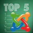 2014 Top 5 Web Hosting Plans Designed for Joomla Announced by BestHostingForJoomla.com