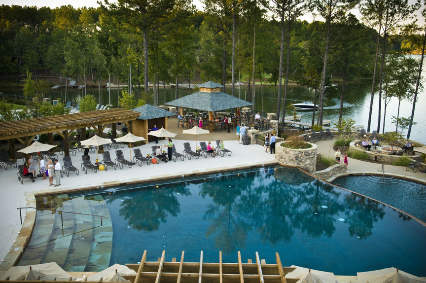 A Modern Oasis Reynolds Plantation Amenity On Lake Oconee Wins Merit Award