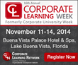 Corporate Learning Week