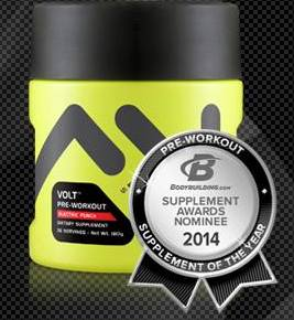 Neon Sport's High Powered Pre Workout Neon Sport Volt #1: n