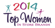 2014 Top Women in Store Brands