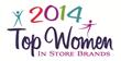 2014 Top Women in Store Brands
