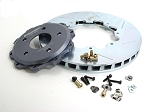 Gridodisc Rotors and Hats available for all newer model Porsches