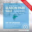 Mountain High's Annual Season Pass Sale Begins August 30th