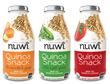 NUWI Quinoa Drinkable Snack Introduces Three New Savory Flavors...