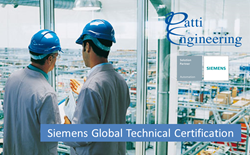 Patti Engineering Siemens Certified