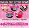 Need help getting ready to go out in Vegas? Fashion First Aid can help!