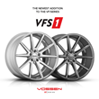Vossen Unveils the VFS-1 Concave Wheel, the Newest Addition to the Acclaimed VF/Series, Manufactured with Advanced Flow Forming Technology.