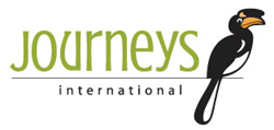 The new Journeys logo.