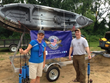 Belvoir Federal Supports Heroes on the Water