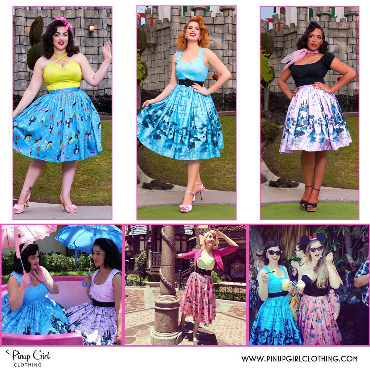 All About Abbie Pin Up Girl Clothing: Pinup Girl Clothing Hosts The Happiest Gathering On Earth